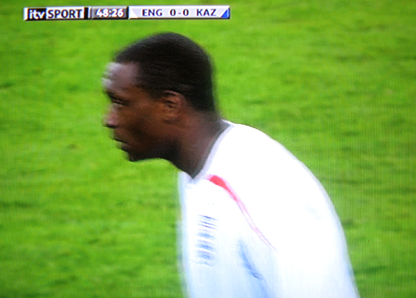 ITV Football Digital On-Screen Graphic 2008