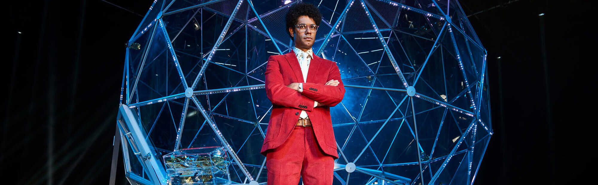 The Crystal Maze © Channel 4
