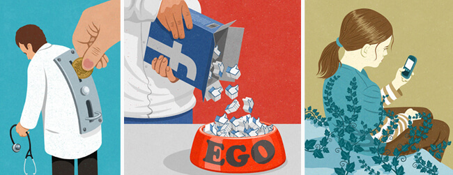 John Holcroft Illustrations