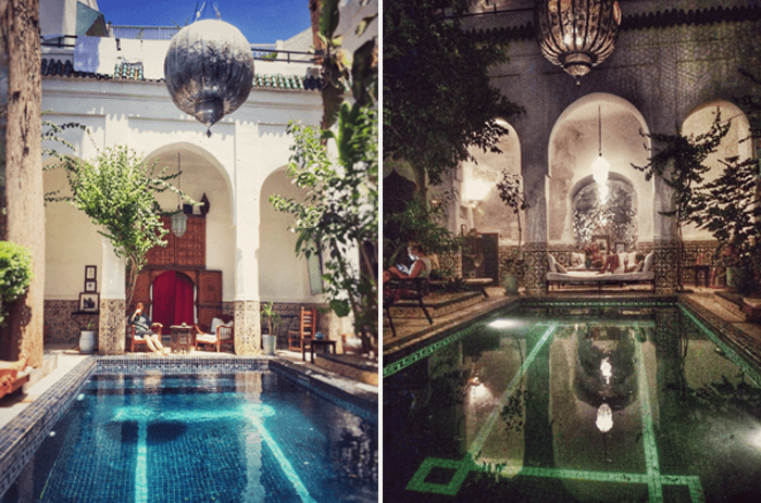 Riad Edward – Plunge Pool